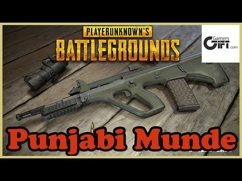 PUBG : WITH GUNSHOT N LUNATIC
