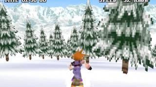 Final Fantasy 7 (Blind) Part 61: Yo 1v1 Me You Wuss