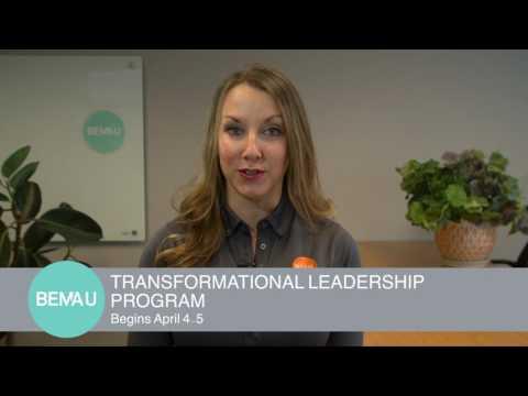BEMA-U Leadership Training for the Baking Industry