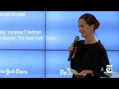 New York Times | International Luxury Conference | 2016 | Day 1 | Keynote: Art is not luxury