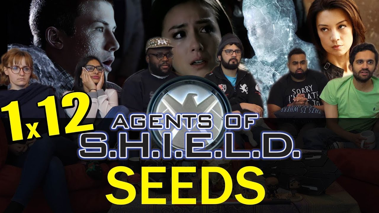 Download Agents Of Shield - 1x12 Seeds - Group Reaction