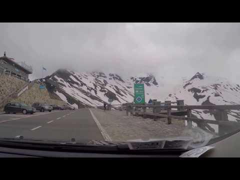 Grossglockner High Alpine Road Part 1