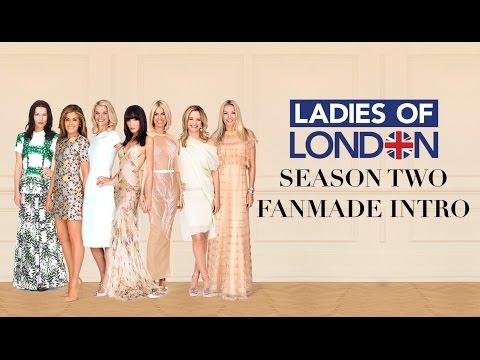 Ladies of London - Season 2 Intro FANMADE HD