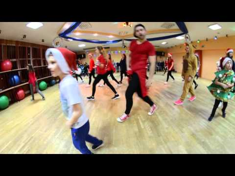 RDS movie: Elvis Presley - Here Comes Santa Claus [Remix] (choreo by Rave)