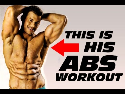 how to workout to get ripped