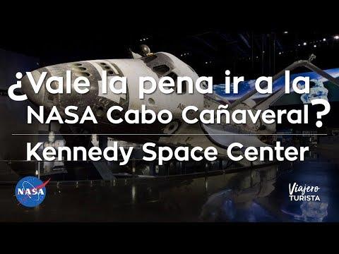 Kennedy Space Center Cabo Cañaveral 🚀🌌 Centro espacial NASA | Viaje Disney Orlando 2018
