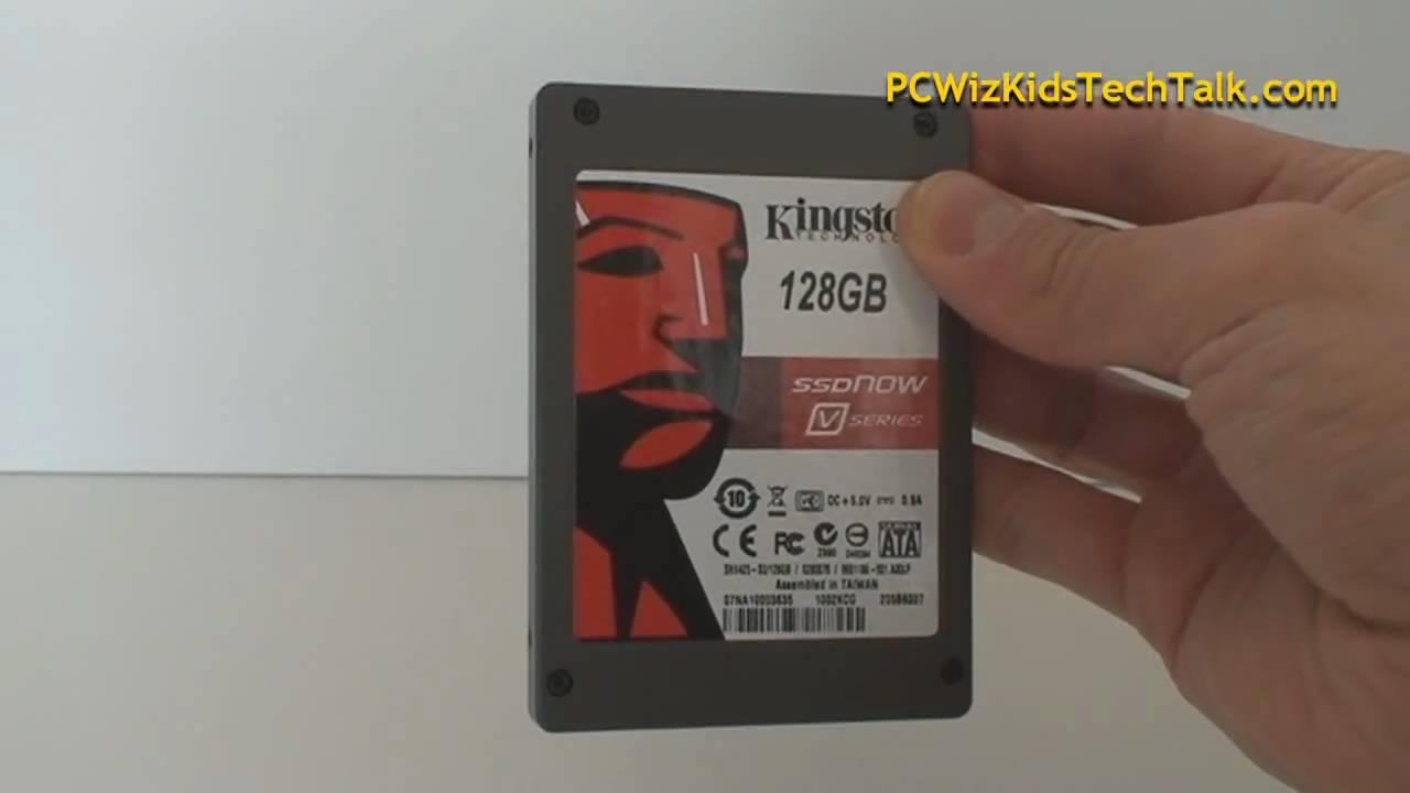 Kingston SV200S37A/128GBK SSD Driver