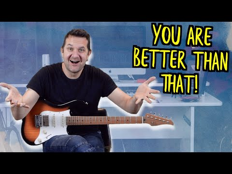 Do This If You Are A Perpetual Beginner Guitar Player