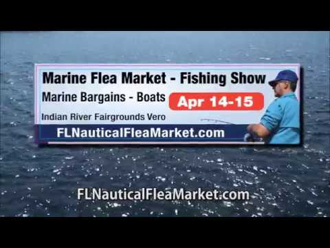 8th Annual Indian River Marine Flea Market and Fishing Show