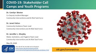 Camp and Youth Programs
