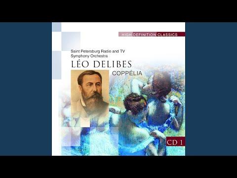Coppélia : Act II, No.16 Boléro, Allegretto