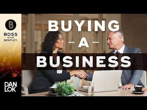 Starting A Business Or Buying A Business? Which One Is Better? - Boss In The Bentley