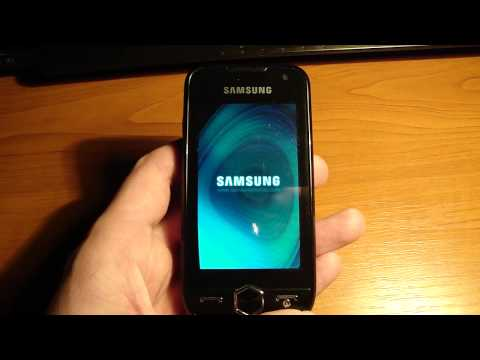 Samsung S8000 problem