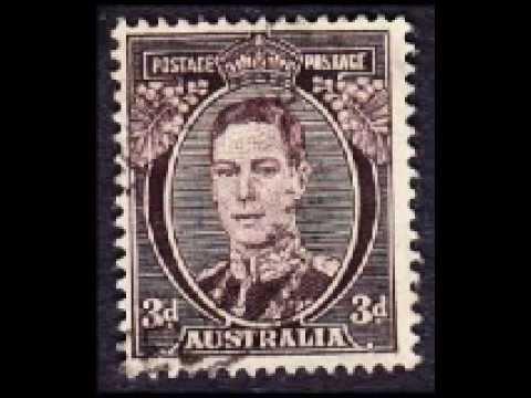 Rare Australian Stamps