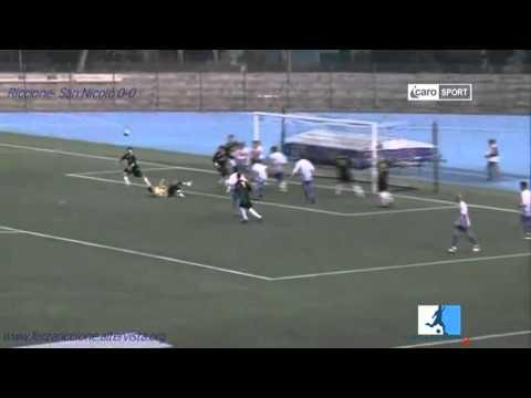 Riccione-San Nicolò 0-0 (Icaro Sport)