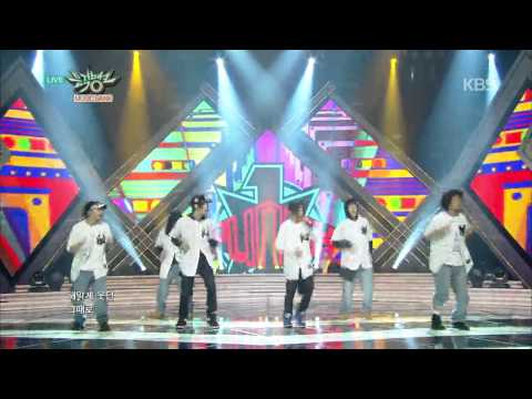 [HIT] 뮤직뱅크-1PUNCH - 돌려놔(Turn Me Back).20150130