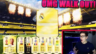 FIFA 17: KRANKES PACK OPENING (DEUTSCH) - FIFA 17: ULTIMATE TEAM - OMFG WALK OUT PLAYER!
