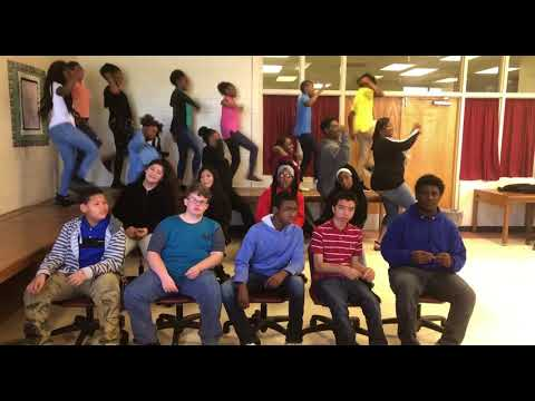 Blytheville Middle School ACT Aspire video