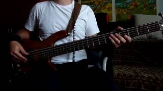 Moloko - The Time Is Now [TABS](bass cover)🎸