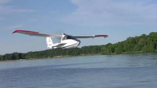 e flite icon a5 1 3m park flyer teaser video