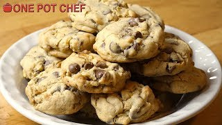 Banana Choc Chip Rock Cakes | One Pot Chef