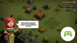 Clash of Clans continue first day start COC