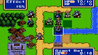 Shining Force Speed Run Improved (6:33)
