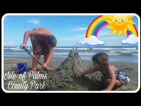 Isle of Palms County Park, Charleston SC