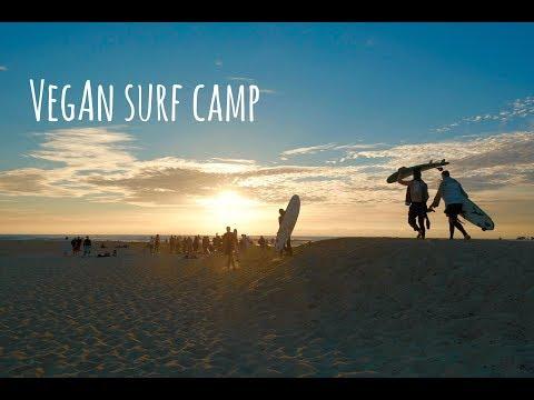 Vegan Surf Camp 2017