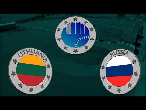 2017 Qualifier European Championship B-Pool RUSSIA Vs. LITHUANIA