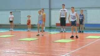 Секция спортивной гимнастики