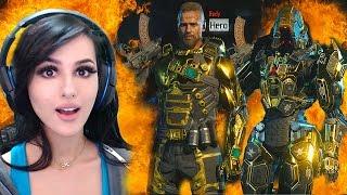 "Black Ops 3 Gold ""Hero"" Armor!"