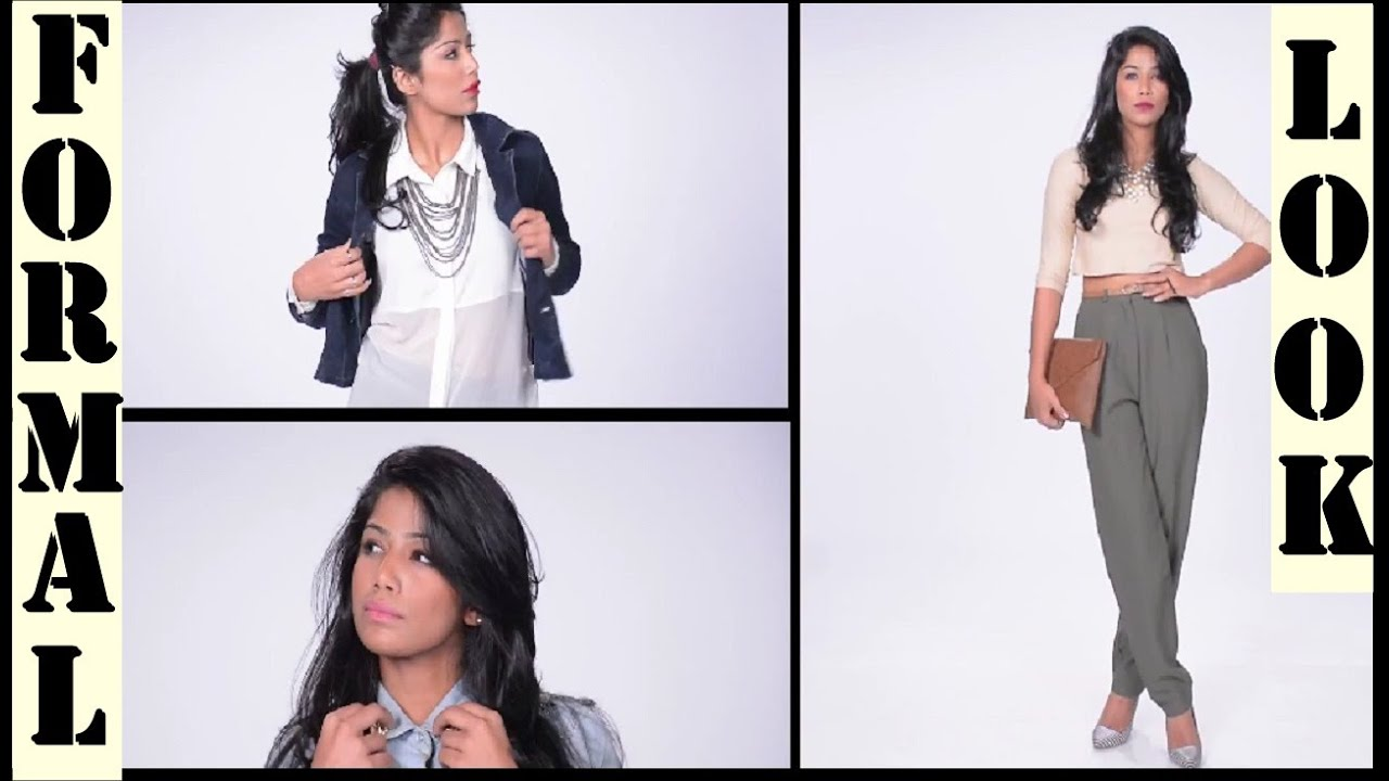 Lookbook Semi Formal Outfits Youtube