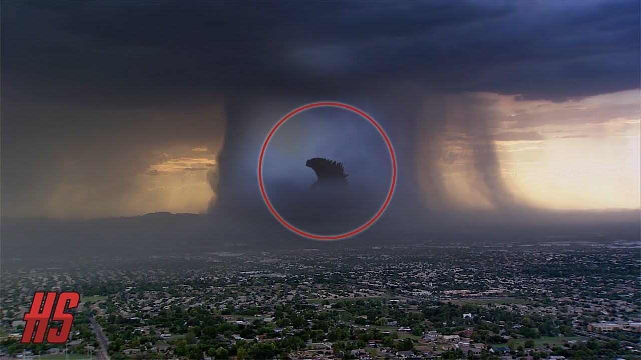"""Download """"Top 5 Mysterious Godzilla Sightings"""" October 2019   HollywoodScotty VFX"""