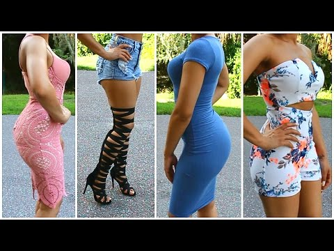 HUGE Summer Fashion Nova Try On Haul