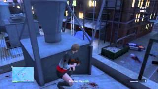 GTA 5 смотреть видео прохождение миссии 2015!