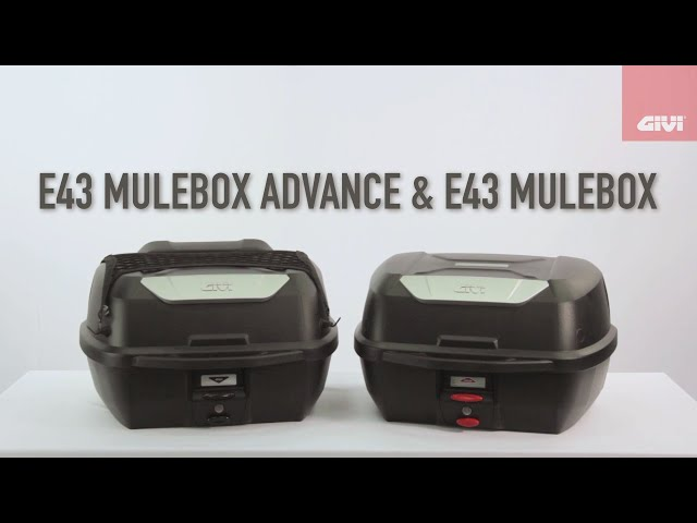 E43 MULEBOX & E43 MULEBOX ADVANCE