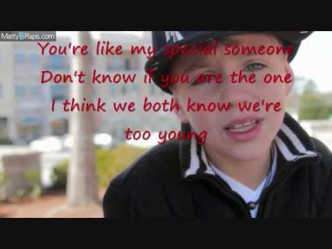 You Make My Heart Skip - MattyBRaps (lyrics)