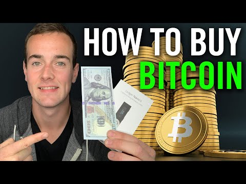 How To Buy Bitcoin In 2021 (\u0026 Store It Safely)