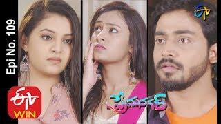Prema Nagar | 20th November 2019  | Full Episode No 109 | ETV Telugu
