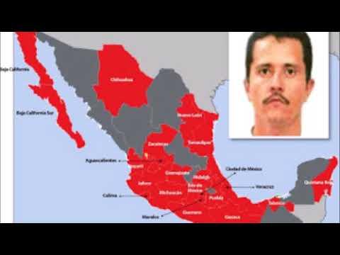 Cártel Jalisco Nueva Generación avanza en 22 estados