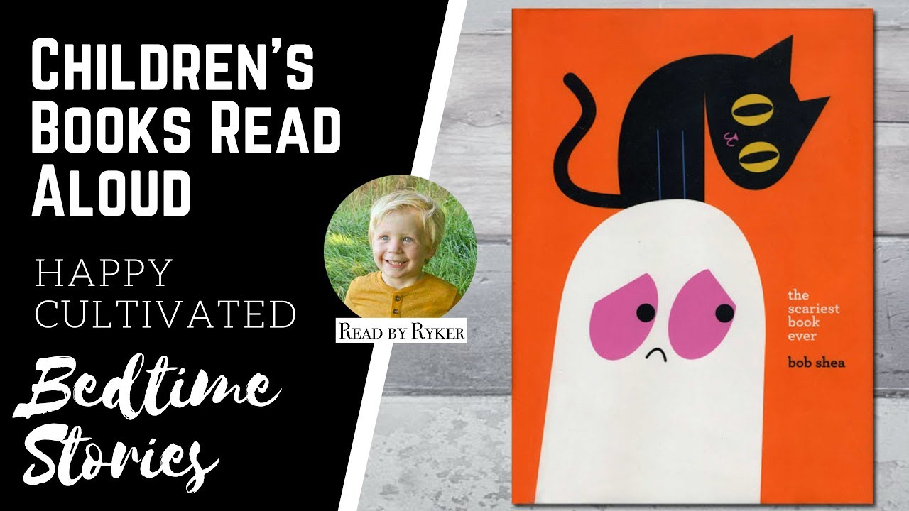 SCARIEST BOOK EVER Read Aloud | Halloween Books for Kids | Scary Story for  Kids