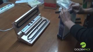 Repeat youtube video เครื่องซีลข้าวสูญญากาศ  เครื่องแพ็คข้าวสาร ข้าวไรซ์เบอรี่ เครื่องดูดขนาดเล็ก FreshSealer