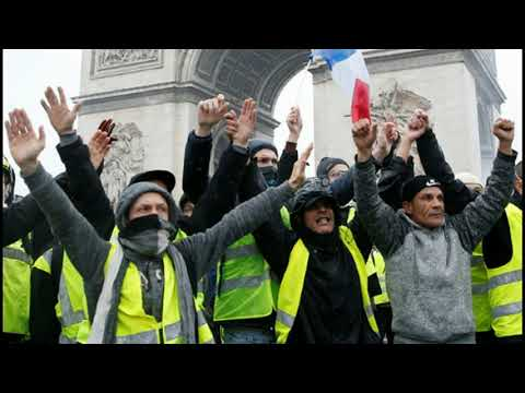 France Suspends Fuel Tax Hike After Wave Of Recent Protests
