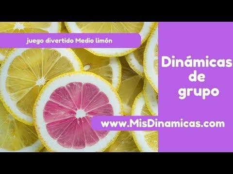 ✅Juego divertido Un limón medio limón #risoterapia #dinamicas #teambuilding