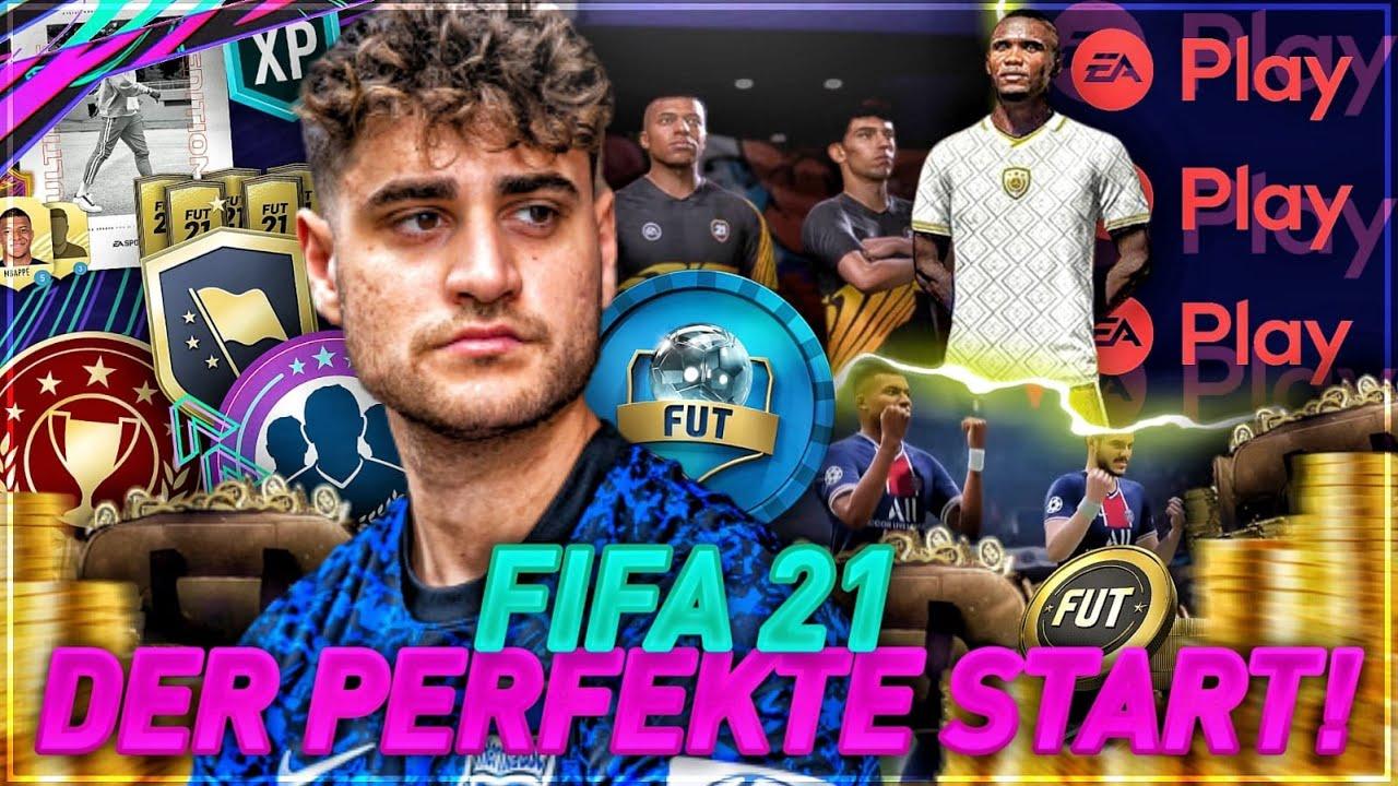 FIFA 21: DER PERFEKTE START FÜR FIFA 21 ?
