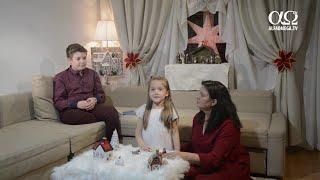 Mesaj de Crăciun: Ade, Edi și Simona Kifor