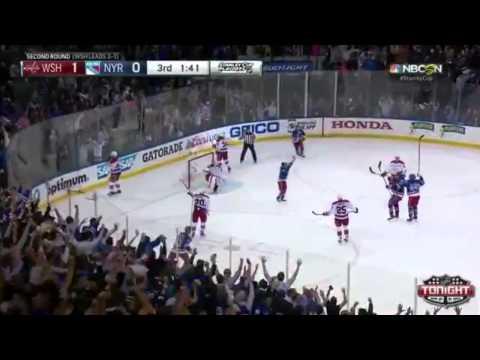 New York Rangers 2015 Playoffs Goals *Rounds 1 & 2*