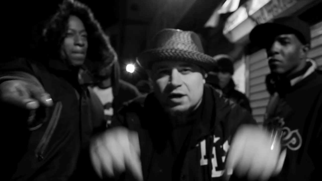 "Jedi Mind Tricks ""Design in Malice"" feat. Young Zee & Pacewon - Official Video #1"