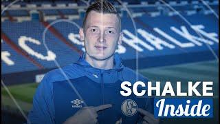 Training und Vorstellung Markus Schubert auf Schalke | Behind the scenes | FC Schalke 04